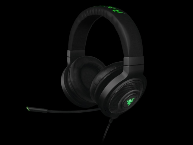 Megjelent a Razer Kraken 7.1 Surround Sound USB gamer headset