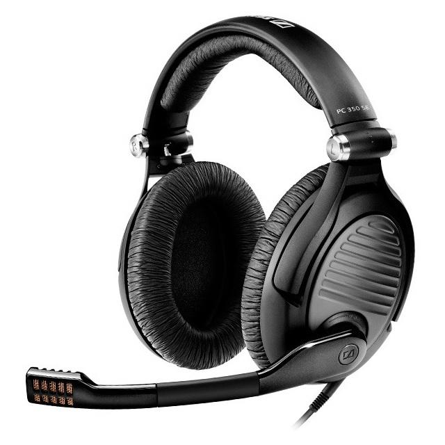 Sennheiser PC 350 SE és PC 330 G4ME headsetek - kütyü+hardver ... d60890703e