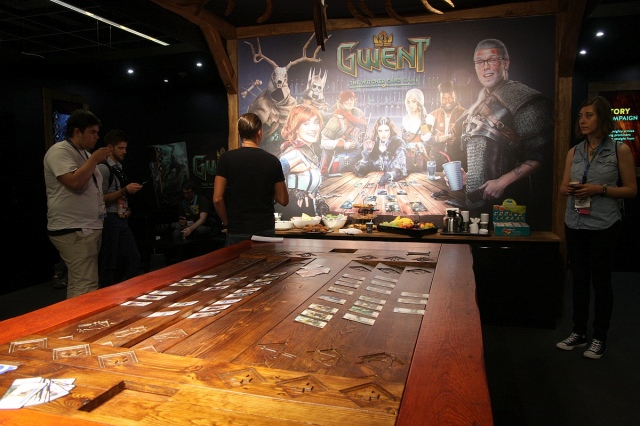 gamescom 2016: GWENT: The Witcher Card Game - dióhéjban