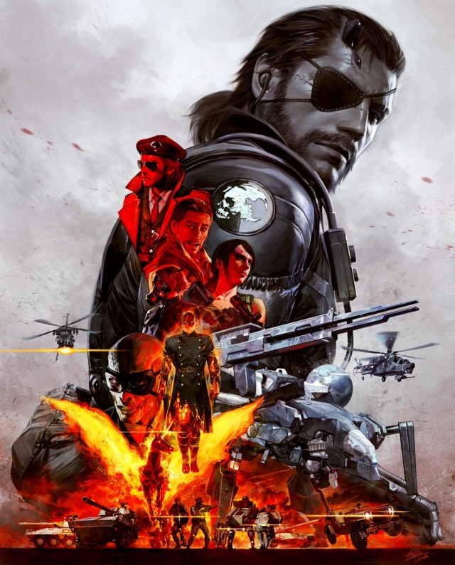 Készül a Metal Gear Solid V: The Definitive Experience