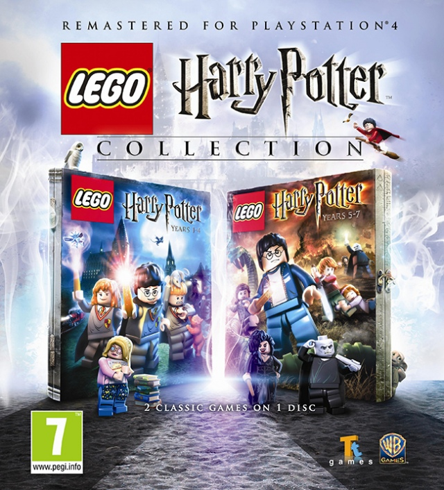 LEGO Harry Potter Collection PS4-re