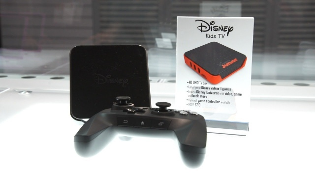 Disney Kids TV Box a Snakebyte-tól