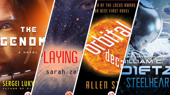 Humble Book Bundle – Adventures in Science Fiction