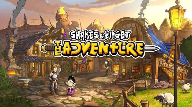 Shakes & Fidget - The Adventure