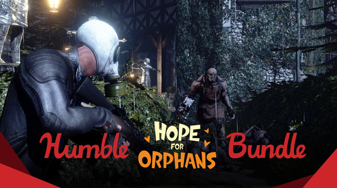 Humble Hope for Orphans Bundle a Tripwire játékaival