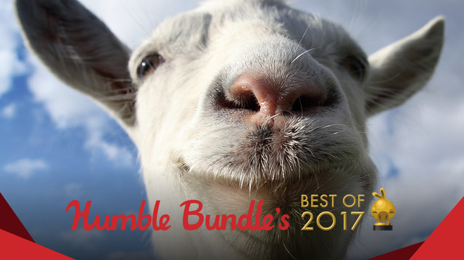 Humble Bundle's Best of 2017 - a Goat Simulatortől a Dead by Daylightig