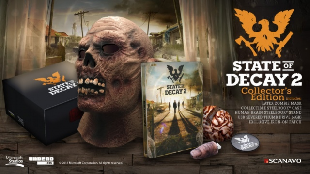 Mit rejt a State of Decay 2 Collector's Edition?
