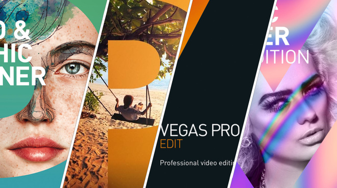 Humble Software ReBundle: Vegas Pro – Discover Creative Freedom