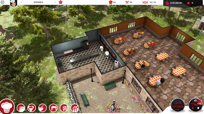Chef - A Restaurant Tycoon Game