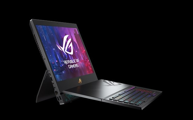 ASUS ROG Mothership - gamer notebook, másképpen