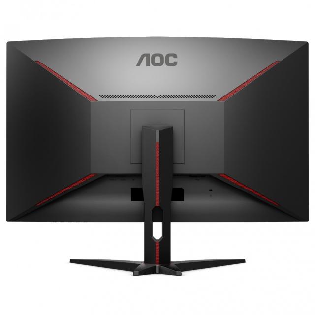 A 31.5 colos CQ32G1-gyel bővíti gaming monitorainak választékát az AOC