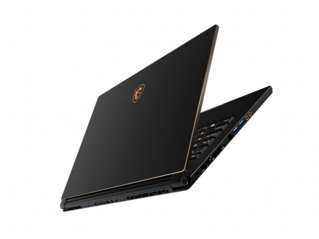 MSI GS65 Stealth Thin 8RF gaming notebook