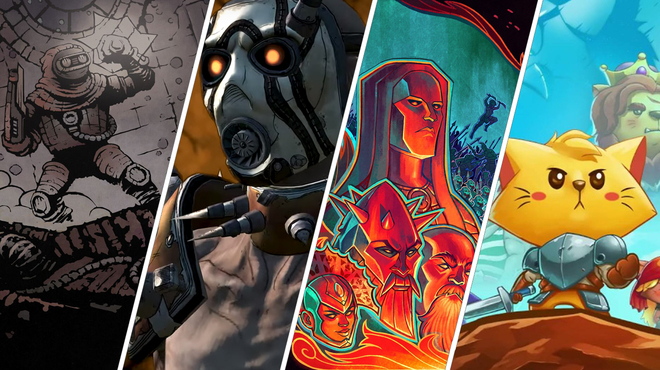 Borderlands is Humble RPG Bundle kínálatában