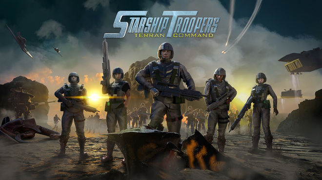 Starship Troopers - Terran Command