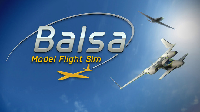 Balsa Model Flight Simulator