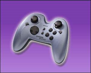 Gravis Eliminator Shock gamepad