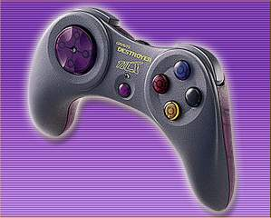 Gravis Destroyer Tilt gamepad