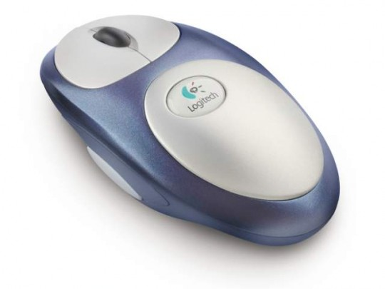 Logitech Cordless MouseMan Optical