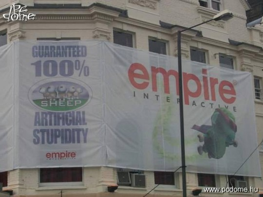 ECTS 2000: Empire Interactive