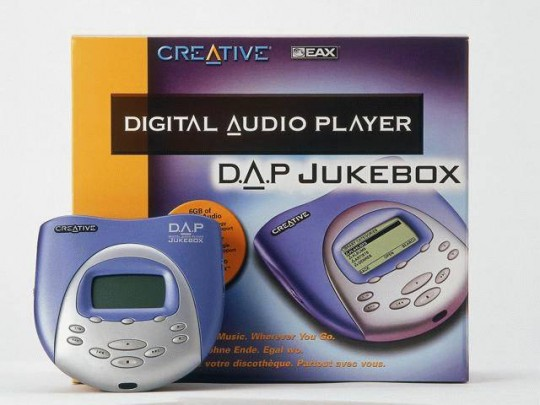 Creative Labs Creative D.A.P. Jukebox