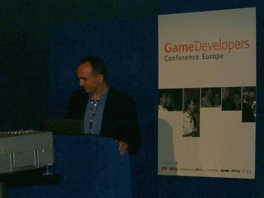 Game Developer Conference Europe