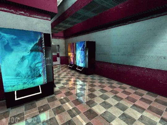 ECTS 2001: Fishtank Interactive