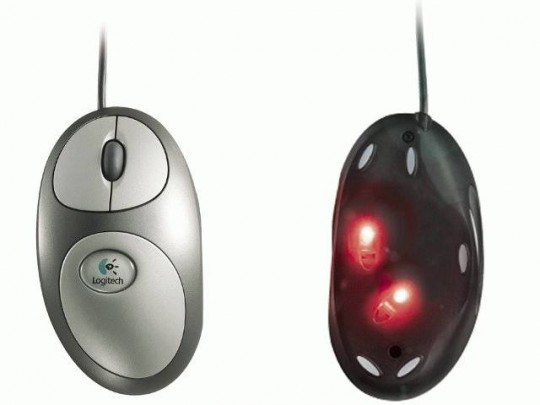 Logitech MouseMan Dual Optical