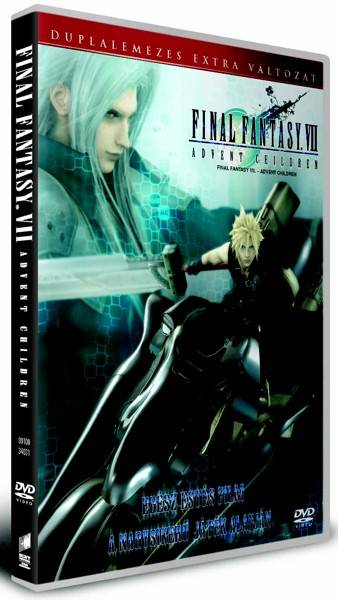 Final Fantasy VII - Advent Children DVD