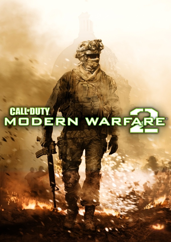 Modern Warfare 2 launch party falmászással