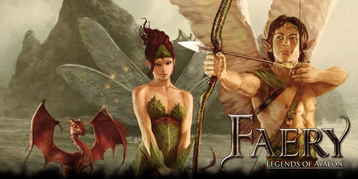 Faery: Legends of Avalon - megérkezett PC-re