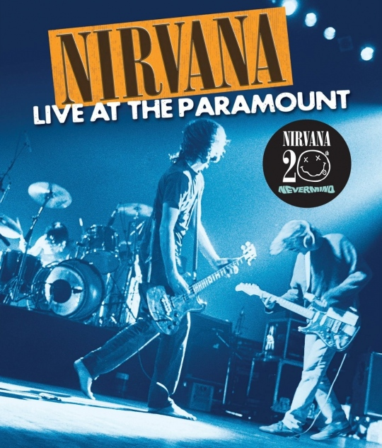 Nirvana: Live at the Paramount koncertvideo